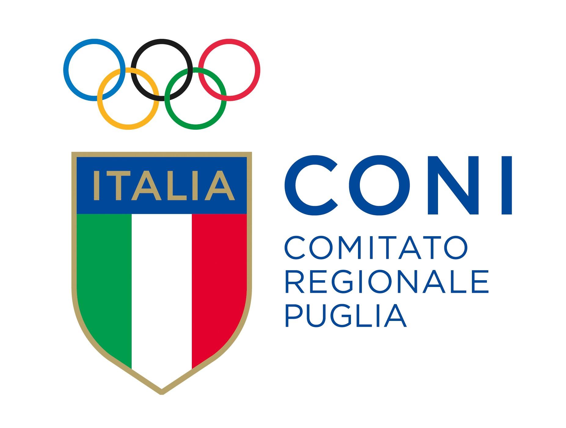 Logo Coni Puglia